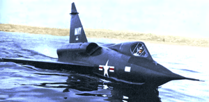 sea dart colorized by TreborNehoc