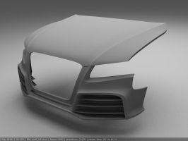 Audi RS5 WIP001 by Pisci