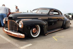 Black n Copper Buick by DrivenByChaos
