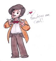 Bow Ties are Cool. by RErrede
