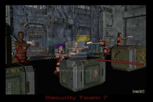 Security Team 7 by MrE1967