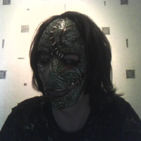 Corey Taylor Mask by TommEdge4Life