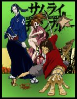 Champloo by MeaT-Artworx