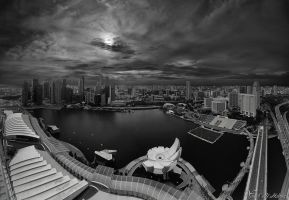 Singapore - Marina Bay by AlHabshi