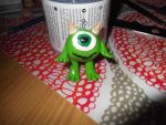 Monsters Inc - Mike Wazowski by xanimexartxloverx