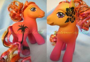 Tropical Sunset by jupiternwndrlnd