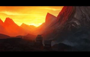 Edge of Night by Balance-Sheet