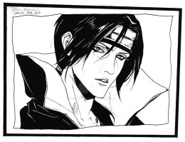 Itachi: Tribute to Lily by Ai-chan-Uchiha