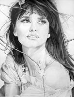 Penelope Cruz by PortraitLc