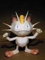 Meowth by jewzeepapercraft