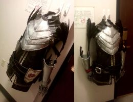 Fenris WIP - Dragon Age II by Aicosu