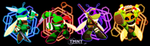TMNT PARASITICA by tabe103