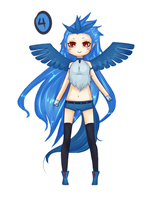Flying Pokemon Gijinka Adopt AUCTION - CLOSED by Mylla-Peppers23