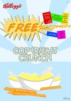 Copyright Crunch by FatesDarkHand