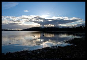 Lough Ree, Ireland by fluffyvolkswagen