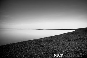 Long Exposure HDR Beach by Nick356