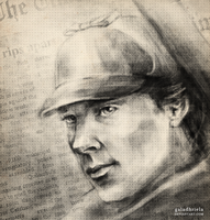 The return of the deerstalker by galadhriela