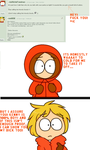 Question: Am I a girl? And about my hood thing. by AskKenny-McCormick