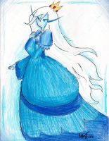 The Lovely Ice Queen by hewhowalksdeath