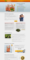 Veloxium Landing Page by Tooschee
