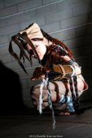 Street Fighter - Ibuki by BrianFloresPhoto