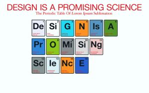 Design is a promising science by NEOkeitaro