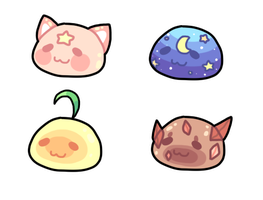 blob adopts closed by puqqie