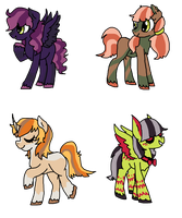 pony point adopts [CLOSED] by togekissuadopts