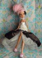 Custom Monster High Cleo [For Sale] by Kayke