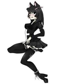 Gaia Paypal commission by KiriMagica