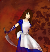 Alice madness by Juna8789