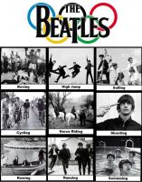The Beatles Olympics by whisper1236