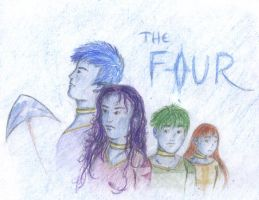 The Four by Silvre