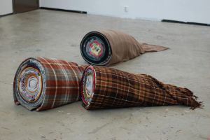 Blanket sculptures by egilpaulsen