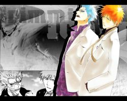 Bleach - Bad Boys by kage-chan