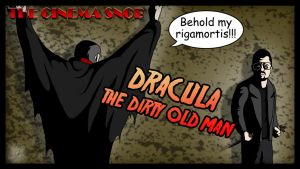 CS Dracula The Dirty Old Man by ShaunTM