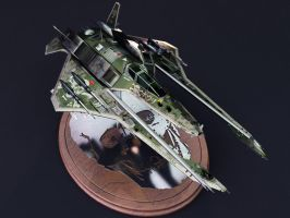 Pirate Interceptor Model by TMC-Deluxe