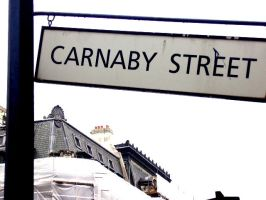 Carnaby street by Japantoypanic
