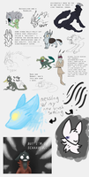 Doodle Dump 10 by Incyray