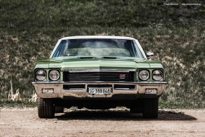 Buick GS Front by AmericanMuscle