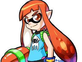 Splatoon by rongs1234