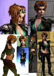 Collage of Mira by LadyIlona1984