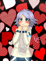 Ina11/SP: Fubuki-kun!![COLORED] by AbytaXlovE