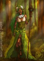 Forest Elf by Paine128