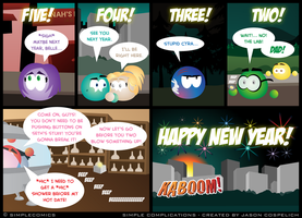SC492 - Operation: Yellow 42 by simpleCOMICS