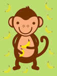 Monkey by apparate