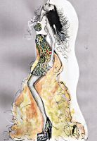 Fashion Illustration IX. by Renny222