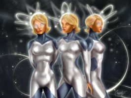 Stepford Cuckoos by Shafcrawler