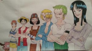 One Piece by Michael1525