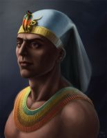 Horemheb by Anchefanamon